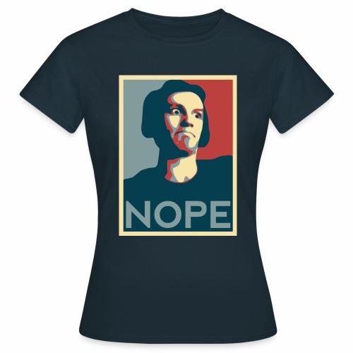 NOPE - Femme - T-shirt Femme