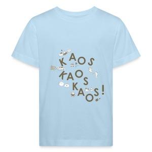 STJERNETELLER-KAOSKAOSKAOS! - Økologisk T-skjorte for barn