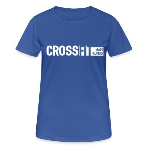 Frauen T-Shirt (atmungsaktiv) #4 - Frauen T-Shirt atmungsaktiv