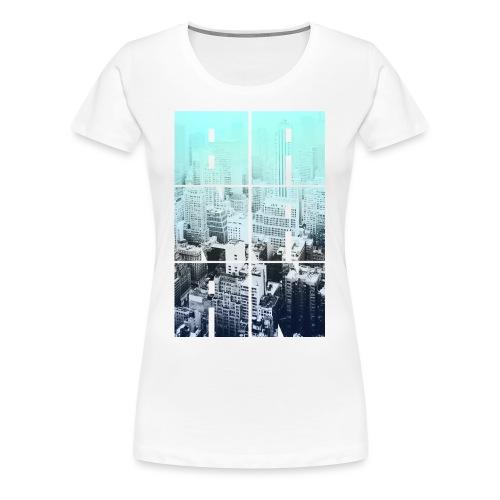 BANAAN/05 vrouwen premium - Vrouwen Premium T-shirt