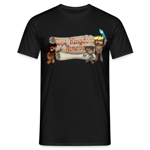 The Kingdom Jenava Seizoen 3 MINECRAFT SHIRT! - Mannen T-shirt