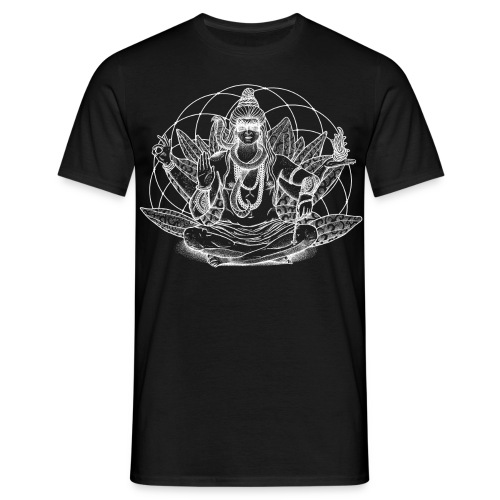 Biomechanimal Destroyer Tee (black) - Men's T-Shirt