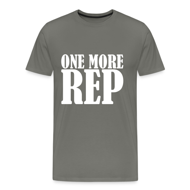 One More Rep