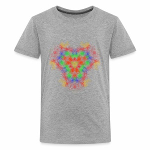 Farbexplosion - Teenager Premium T-Shirt
