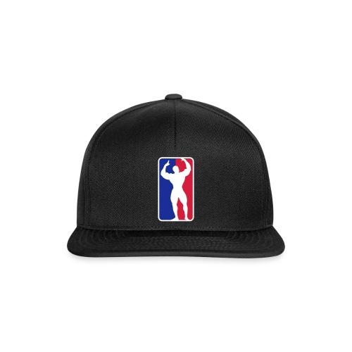 GK_NBA2 - Snapback Cap