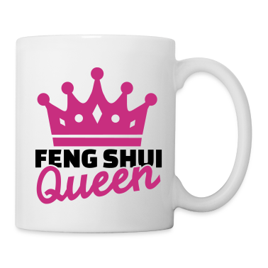 feng shui queen tassen zubeh r tasse spreadshirt. Black Bedroom Furniture Sets. Home Design Ideas