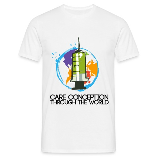 T-shirt Care Conception - T-shirt Homme