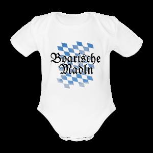 Boarische Madln Bayern Design (Rauten)