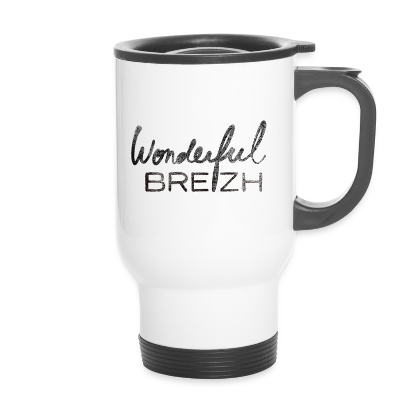 Mug thermos Wonderful Breizh - Mug thermos