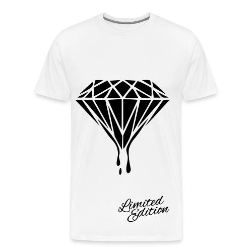 Limited Edition T-Shirt Herre - Herre premium T-shirt