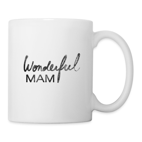 Tasse mug Wonderful Mam - Tasse
