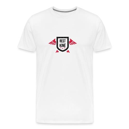 Arzt / Mediziner / Doctor / Krankenhaus / Medizin / Docteur / Médecin / Hôpital / Médecine / Hopital - Herre premium T-shirt