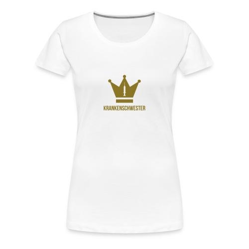 Arzt / Mediziner / Doctor / Krankenhaus / Medizin / Docteur / Médecin / Hôpital / Médecine / Hopital - Dame premium T-shirt