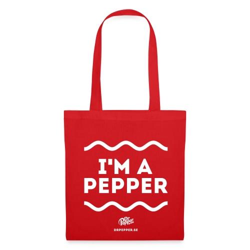 I'm a Pepper Bag - Tygväska