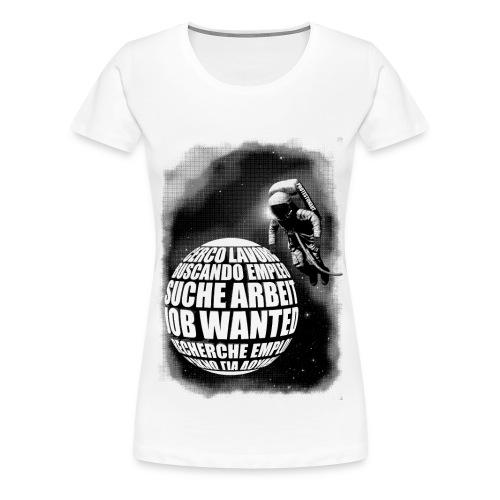 Protestonaut Frauen Premium T-Shirt - Frauen Premium T-Shirt
