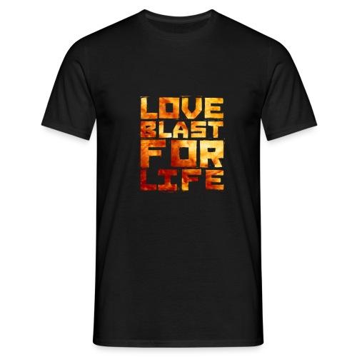 blast - T-shirt Homme