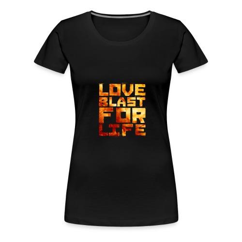 Blast - T-shirt Premium Femme