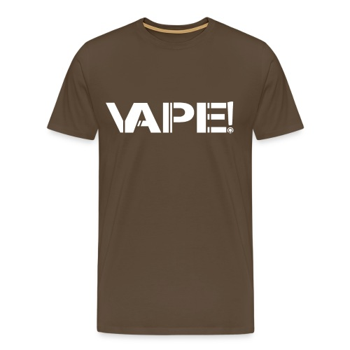 Vape! - T-shirt Premium Homme