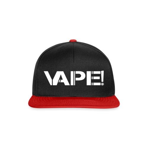 VAPE! - Casquette snapback