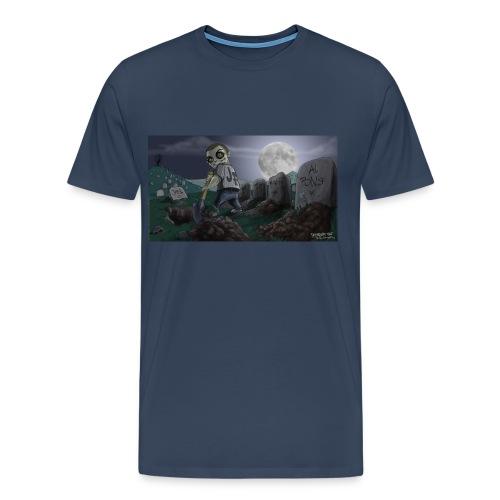 Jizz Fizz VBT 2015 - Männer Premium T-Shirt