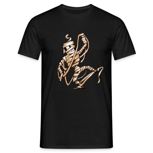 Mummy Pt2 - Men's T-Shirt