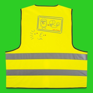 Kunstfreunde, Safety Vest - Warnweste
