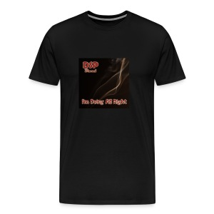 DSP band shirt - Men's Premium T-Shirt