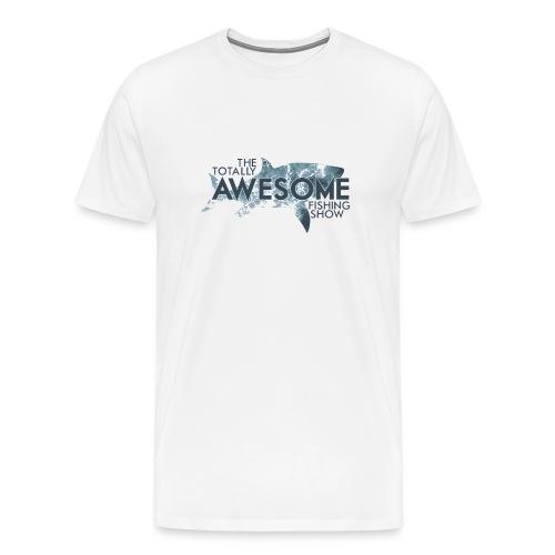 Men's Premium T-Shirt with alternative TAF Logo - Men's Premium T-Shirt