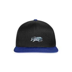 Snapback Cap with alternative TAFishing Logo - Snapback Cap
