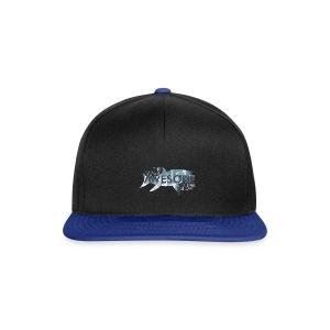 Snapback Cap with alternative TAFishing Logo - Snapback Cap