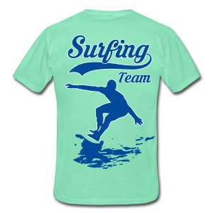 Surfing Team 01 - Men's T-Shirt