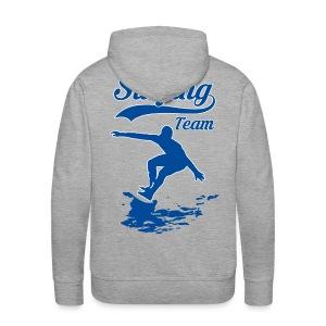 Surfing Team 01 - Men's Premium Hoodie