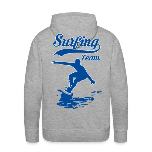 Surfing Team 01 - Men's Premium Hoodie