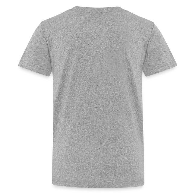 Teenager Premium T-Shirt Jump