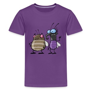 Teenager Premium T-Shirt Insekten - Teenager Premium T-Shirt