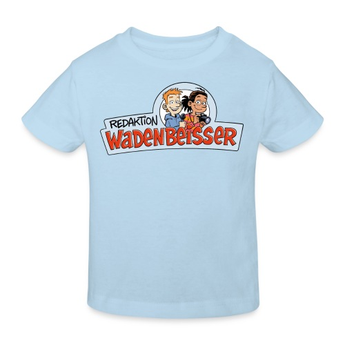Kinder Bio T-Shirt Logo - Kinder Bio-T-Shirt