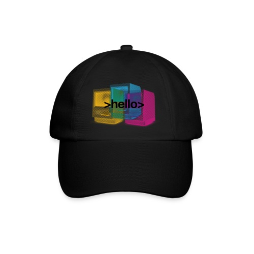 Ferry Corsten 'Hello World' cap - Baseball Cap