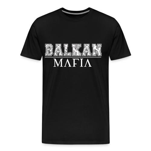 Balkan Mafia  - Männer Premium T-Shirt