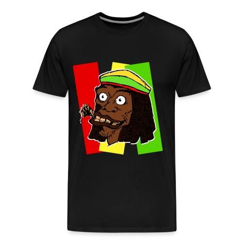 Rastaman T-shirt - Premium-T-shirt herr