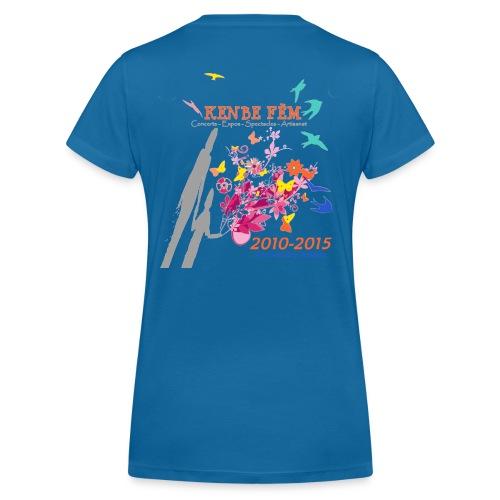 Birthday Edition T-Shirt Femme - T-shirt bio col V Stanley & Stella Femme