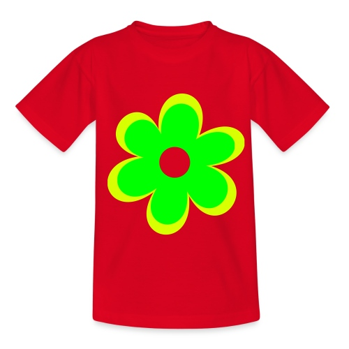 Lilly flowers - Teenager T-shirt