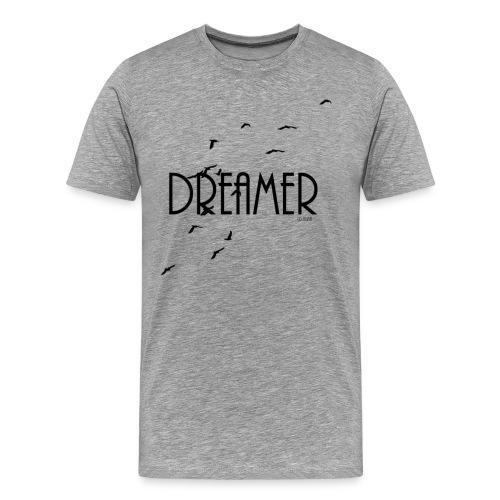 Dreamer Herren Shirt - Männer Premium T-Shirt