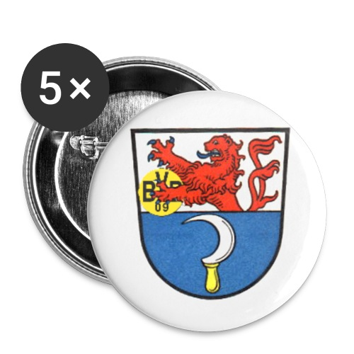 rs-on-tour button1 - Buttons klein 25 mm (5er Pack)