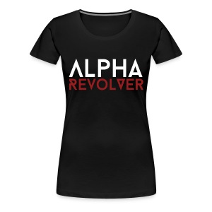 Women's AR text shirt - Women's Premium T-Shirt