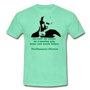 soif du coeur - T-shirt Homme