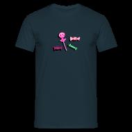 Tee shirts ~ Tee shirt Homme ~ Bonbon collection