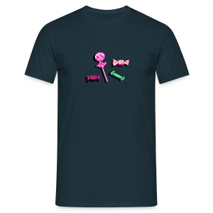 Bonbon collection - T-shirt Homme