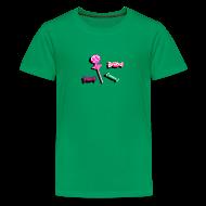 Tee shirts ~ T-shirt Premium Ado ~ Bonbon collection