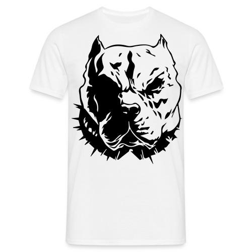 Pitbull T-shirt - T-shirt herr