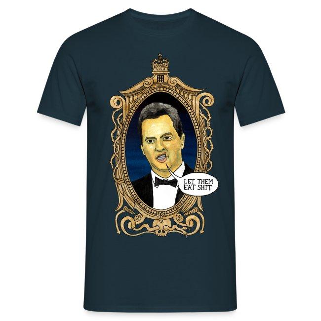 No Bread - George Osborne T-shirt (Choose Colour)